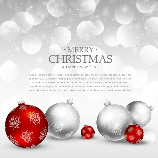 christmas balls background - photo #44