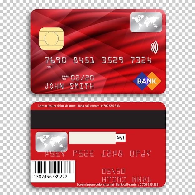 представительницы фото кредитных карт с обеих сторон имею