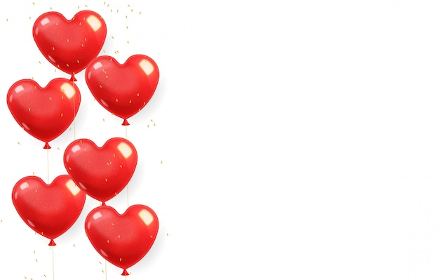 494+ Couple Love Svg Red Balloons SVG Design