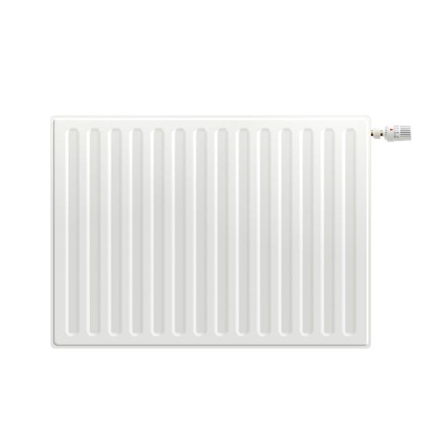Realistic heating radiator Free Vector