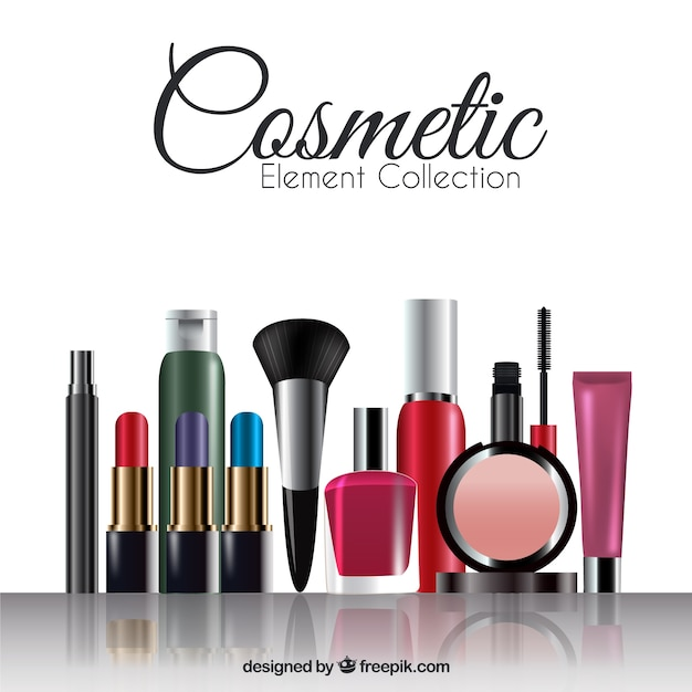 Cosmetics business plan template free