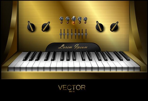 バーチャル ピアノ