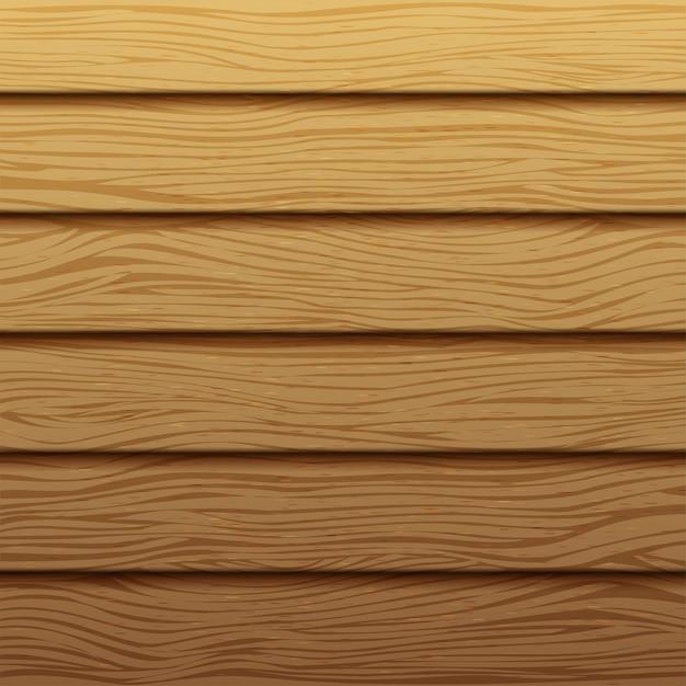 Realistic wood texture Premium Vector