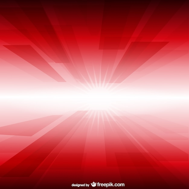 Red and white glow background Free Vector