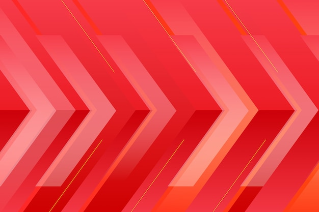 Premium Vector Red Background Of Abstract Dynamic Modern Vibrant Gradient Stripes Texture Background