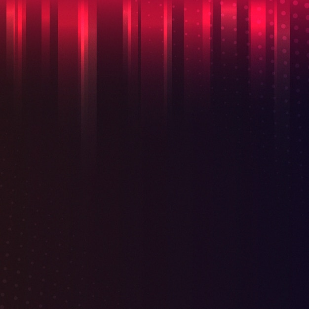 Red and black patterned background vector Free Vector
