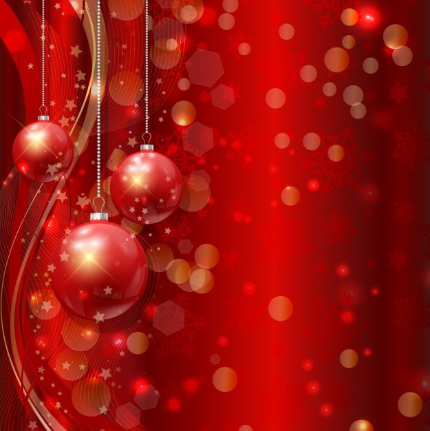 red christmas background ai - photo #22