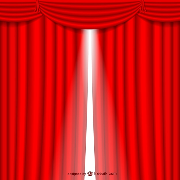 Image Result For Theatre Curtains Vector
