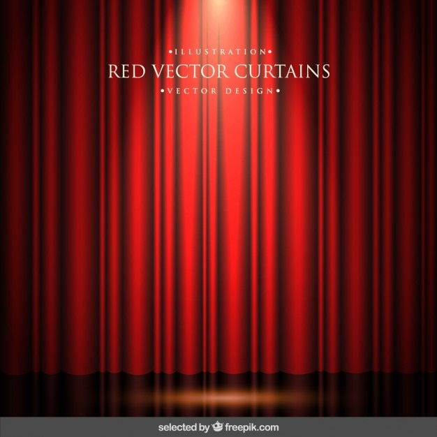 Red Theater Curtains Background Curtain Menzilperde Net