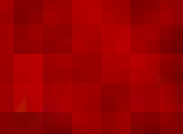 Premium Vector Red Gradient Background