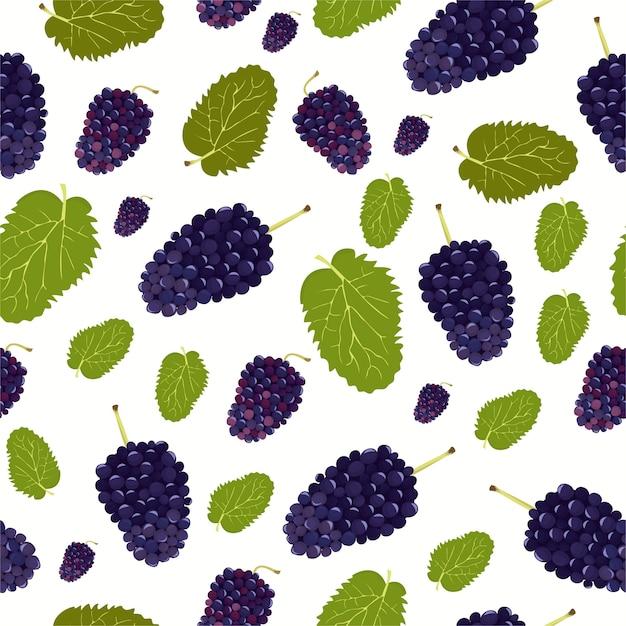 Красный виноград Бесплатные векторы