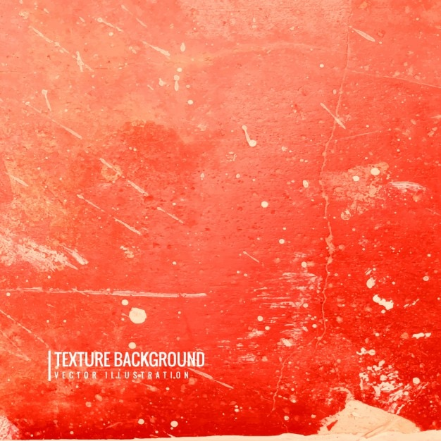 red grunge texture background vector free download