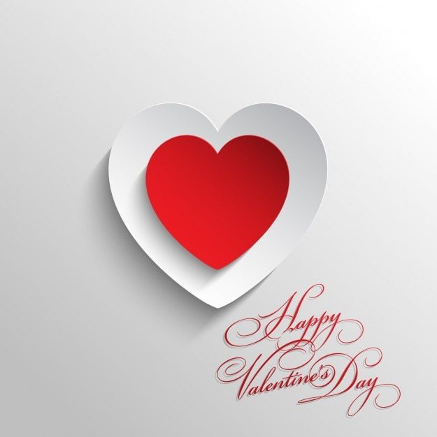 picture about Printable Red Hearts known as Crimson centre record Vector Cost-free Obtain