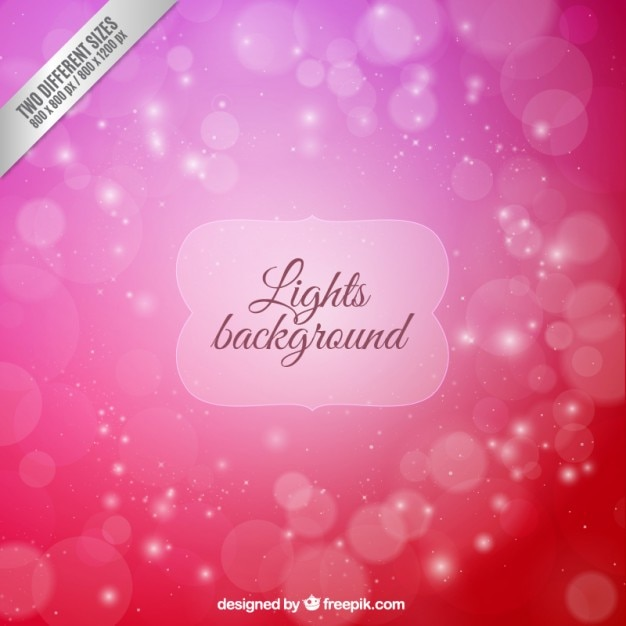 Red Light Background Free Vector