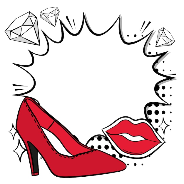 Lipstick Heel Shoes For Sale