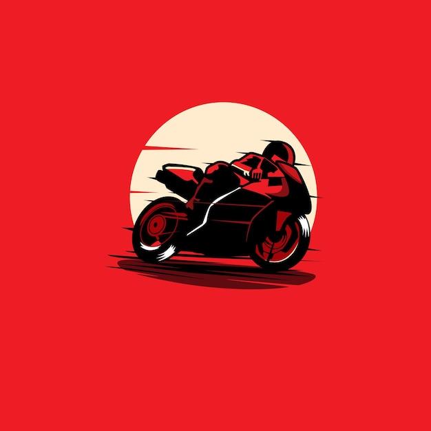 Красный мотор Premium векторы
