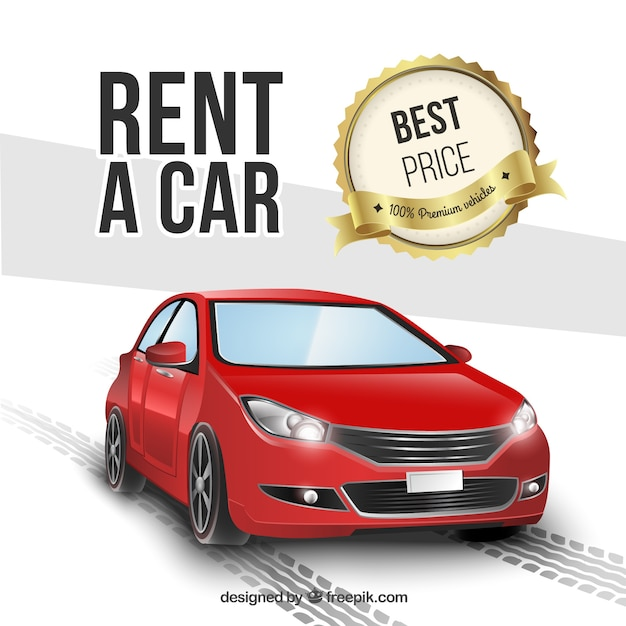 How To Rent A Car For  Months
