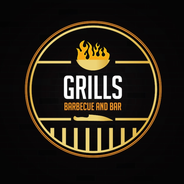 Logo restaurant design xz jornalagora