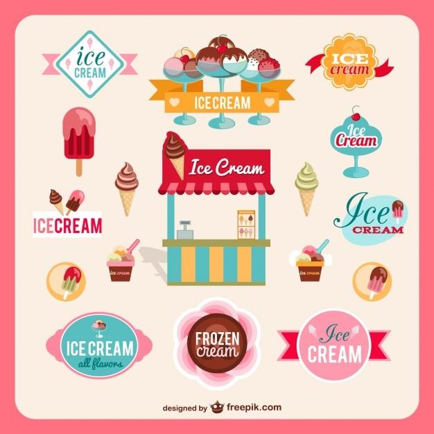 Popular Ice Cream Wallpaper Buy Cheap Ice Cream Wallpaper: Icecream Logo Vectors, Photos And PSD Files