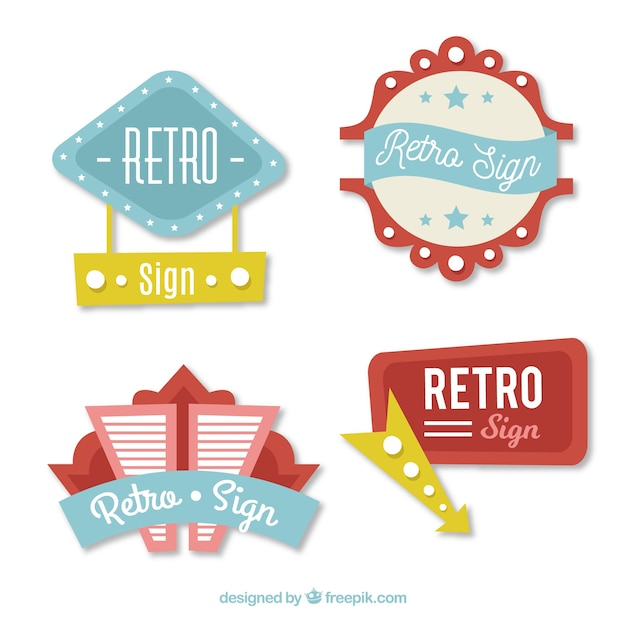 Retro signal collection