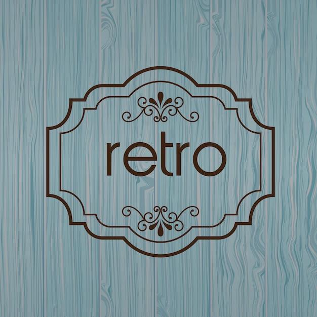 Retro Free Vector