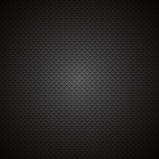 Rhombus Black Abstract Background Vector