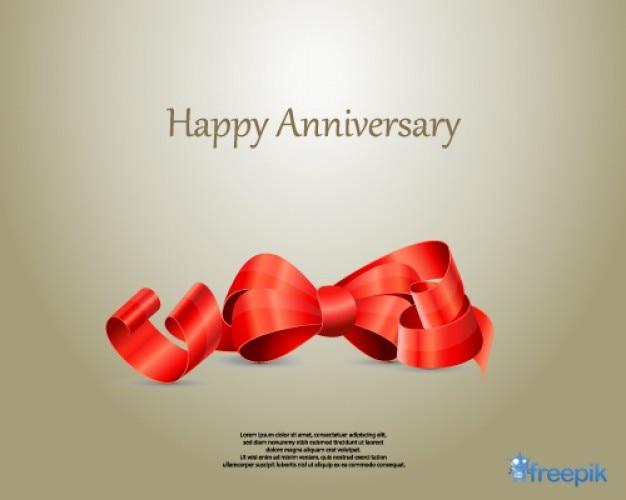 Good luck stock vector illustration of happy anniversary