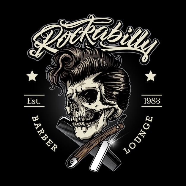 Rockabilly Logo