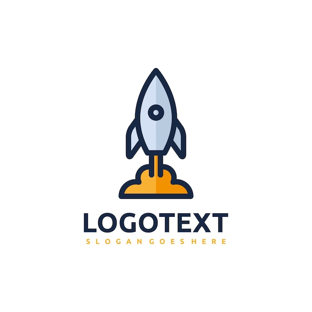 Rocket Logo Vector Free Download