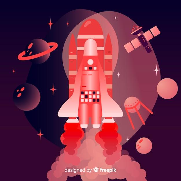 Rocket Free Vector