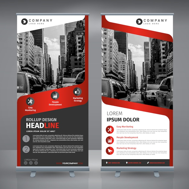 Flyer Vectors Photos and PSD files – Web Flyer Template