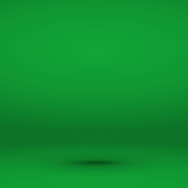 Room background with spotlight gradient Premium Vector