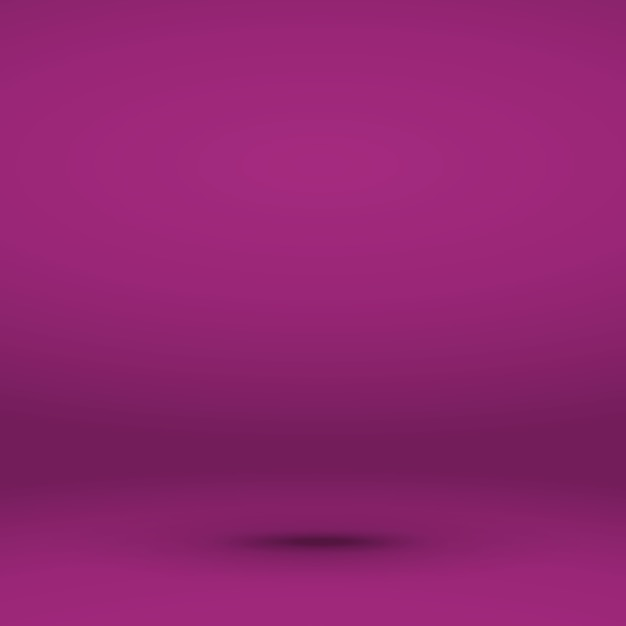 Room background with spotlight gradient Premium Vector