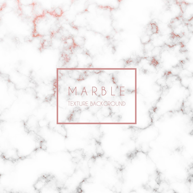 Rose Gold Marble Texture Vector Free Download