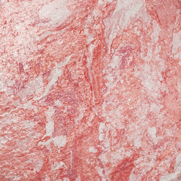 Roughly painted pink wall texture Free Vector