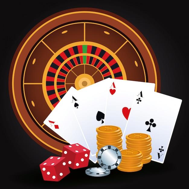Казино фишки деньги играют в карты визитками