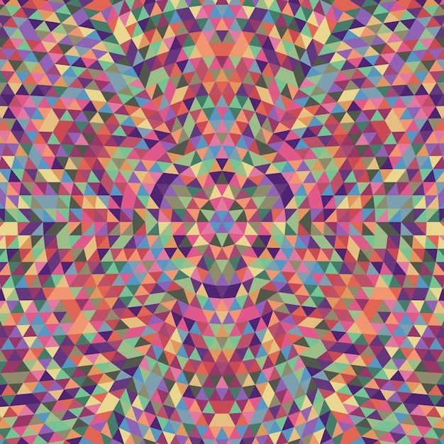 Abstract Design Pattern Vector