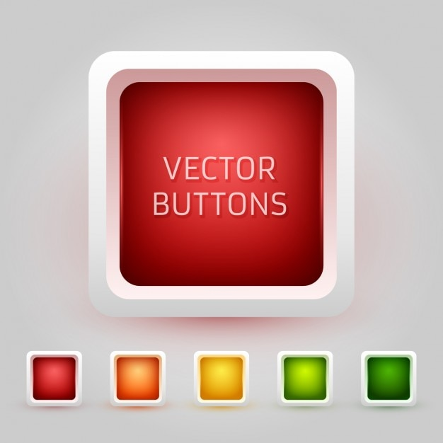 3d Square Button Psd | www.pixshark.com - Images Galleries ...