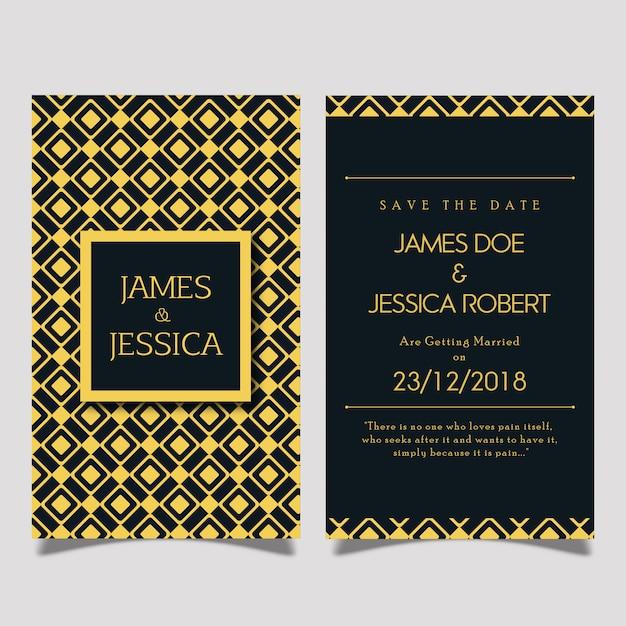 Royal wedding invitation card vector free download royal wedding invitation card free vector stopboris Gallery