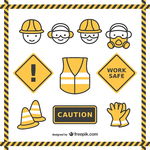 Drawing on Safety And Security Safety Drawings Pack