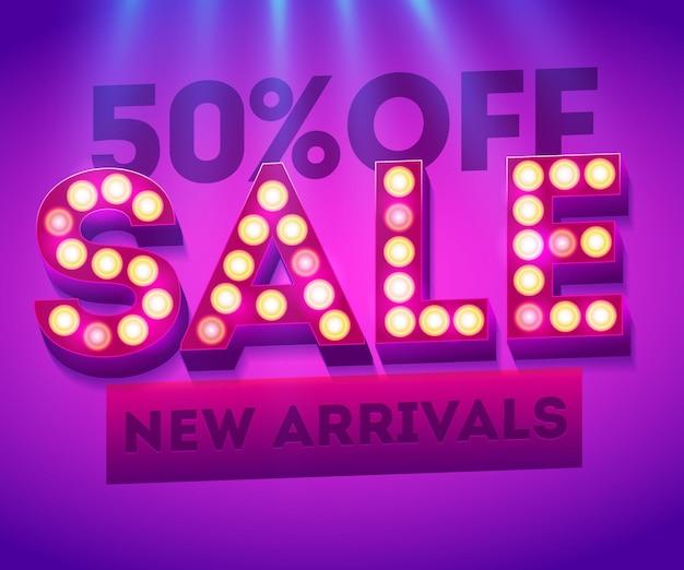Распродажа новые поступления баннер. шаблоны продаж. шаблон для продажи и рекламы. распродажа Premium векторы