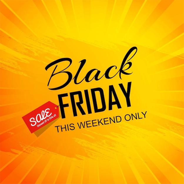 黒の金曜日カード比較の販売ポスター 無料ベクター