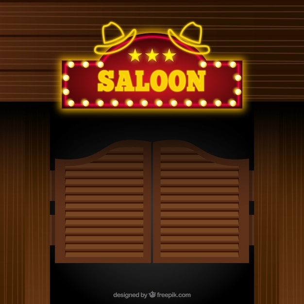 Saloon Vectors Photos And Psd Files Free Download
