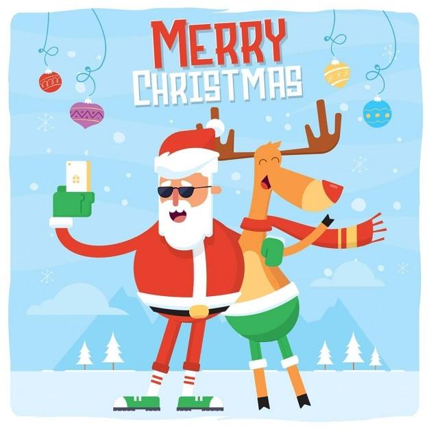 Santa Claus Vectors, Photos and PSD files | Free Download