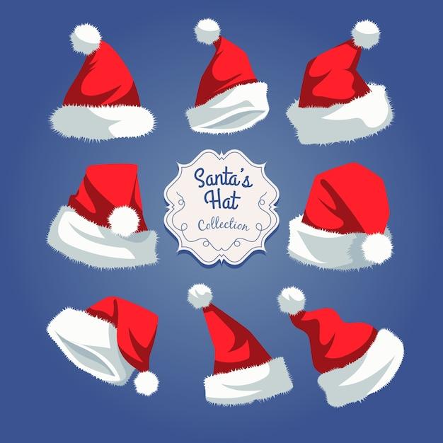Santa Hat Vectors, Photos and PSD files | Free Download