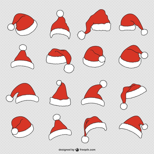 Santa Hat Vector santa hat vectors, photos and psd files free download