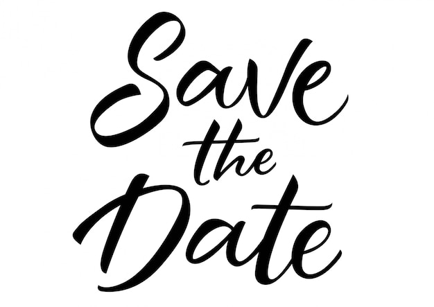 Save The Date Images