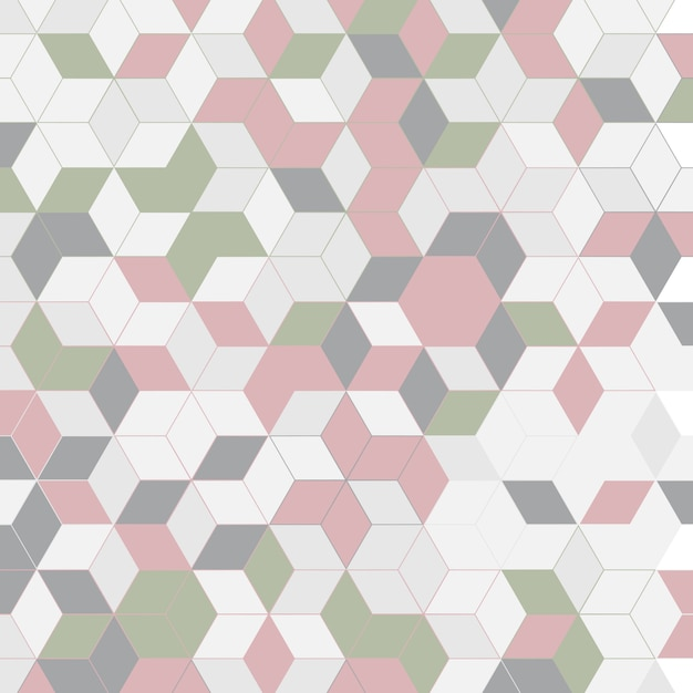 Scandinavian style abstract design background Free Vector