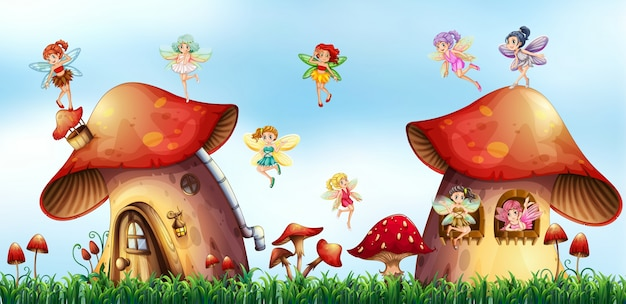 Fairy Vectors, Photos and PSD files | Free Download