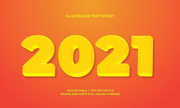 スクリプトの明るい黄色のテキスト効果またはフォントアルファベットスタイルのテンプレート Premiumベクター